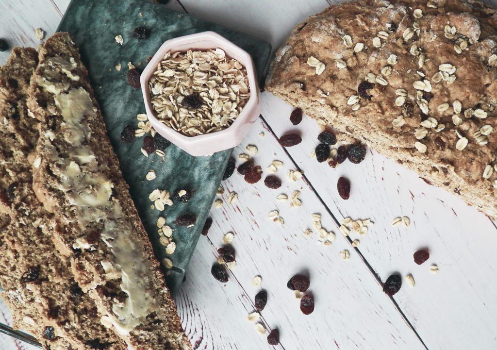 Vegan Amish Oatmeal Bread