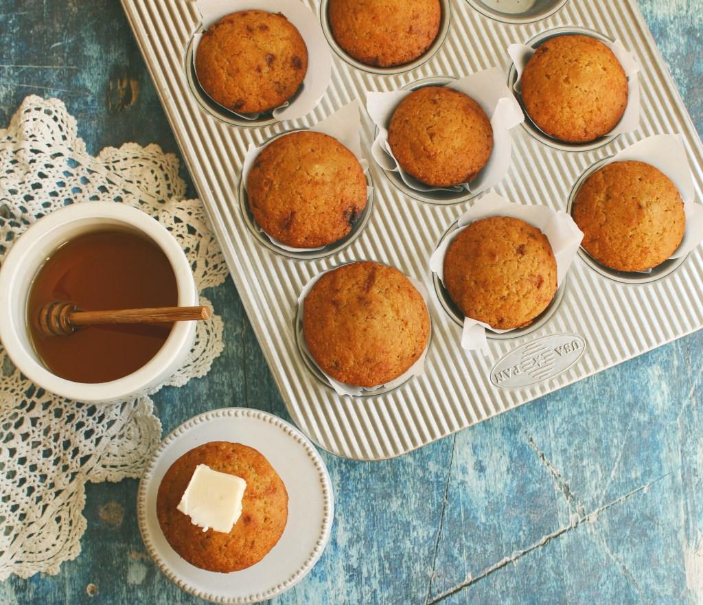 Egg-Free Cornbread Muffins