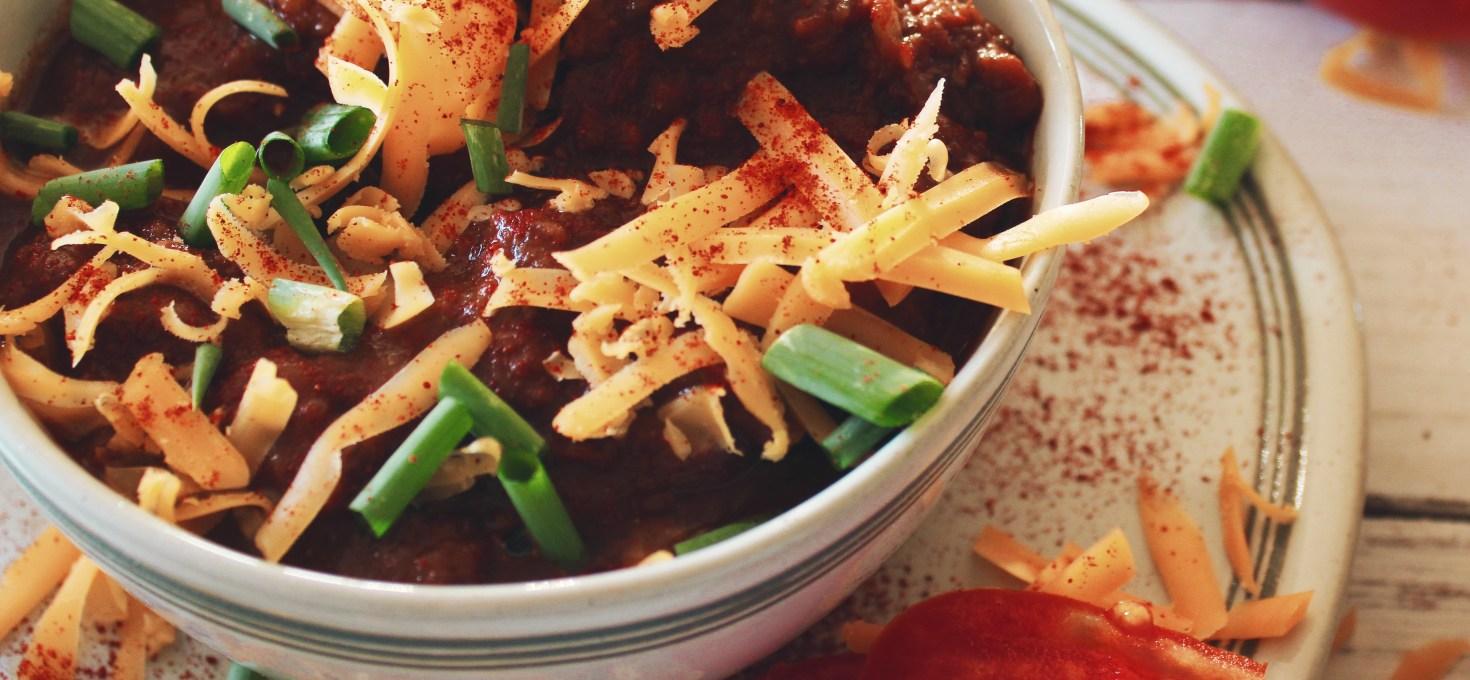 Instant Pot Butternut Chili {Paleo & Gluten-Free}