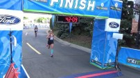 Detroit Zoo Run (42:09 & First Overall Female)
