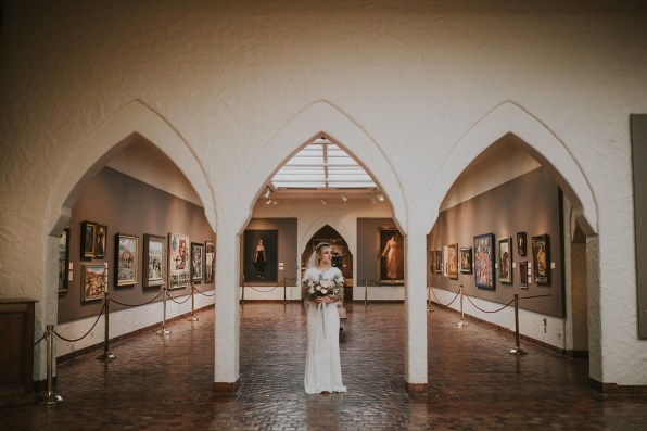 Modern Wedding Bridals-Roots Floral Design