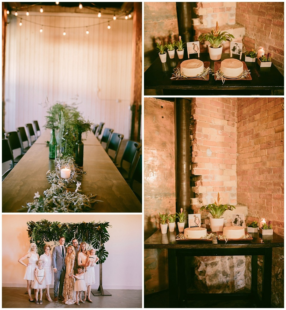 Boho Tropical Wedding | Ohio Wedding Florist