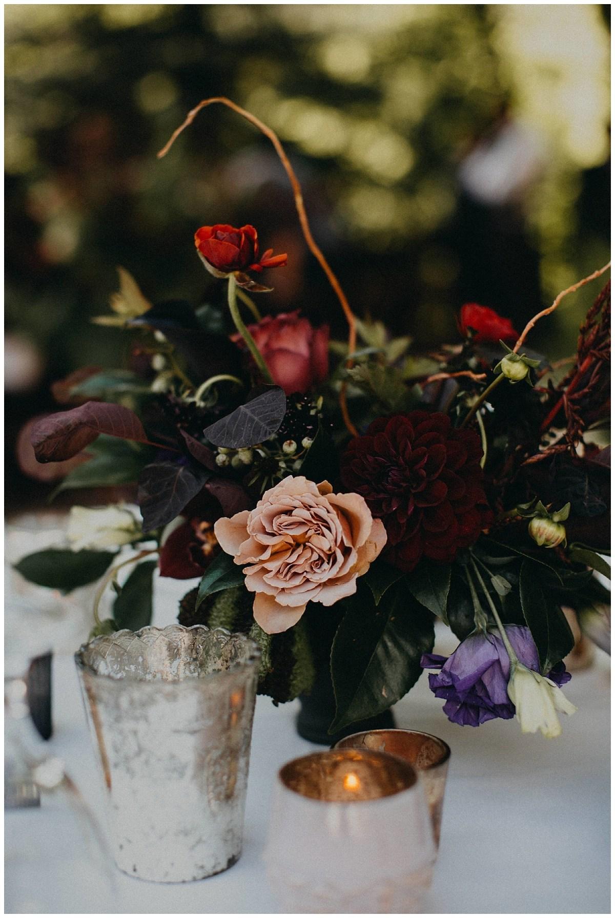 Moody Floral Wedding Kentucky Wedding Florist