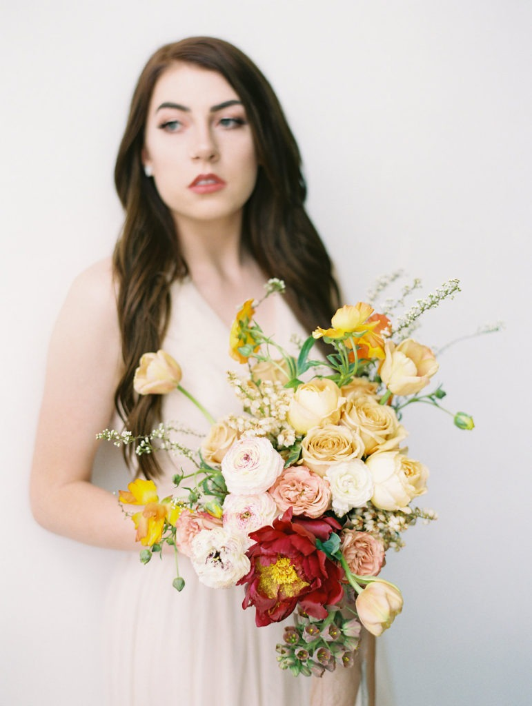 A Floral Styled Shoot with As Ever Photography | Cincinnati Wedding Florist