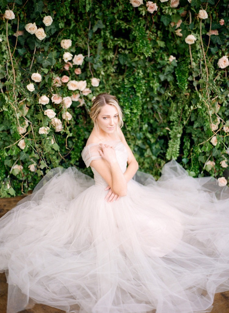 Floral Wall Wedding Backdrop