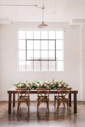wedding table designs, roots floral design