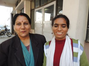 Bhavna, an advocate, was interviewed by Gaytri and I.