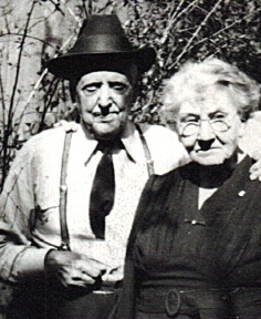 Louis and Louisa Schillinger