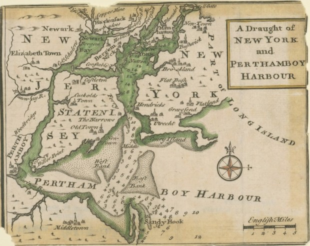 Draught of New York
