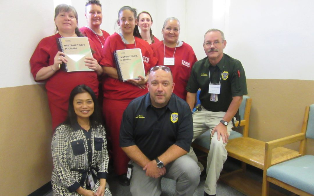 New Mexico Corrections Expands Roots of Success to Womens Facilities