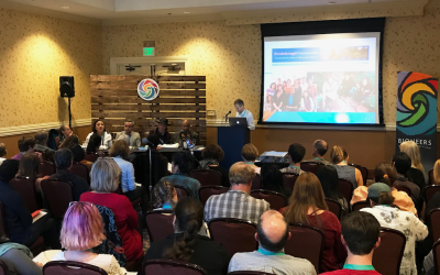 Roots of Success Presents at Bioneers Panel