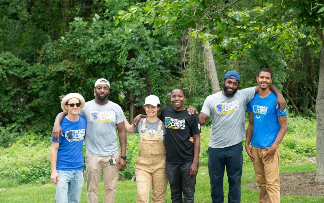New Instructors Trained at PowerCorps PHL