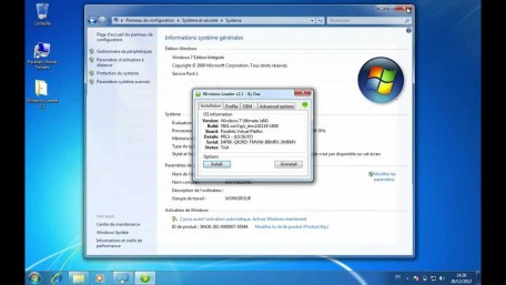 Windows 7 Loader activator full version free