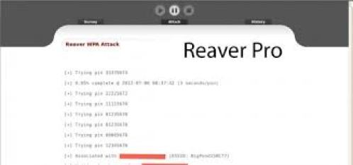 Reaver Pro 2 iso (Hack Wifi) Full Download
