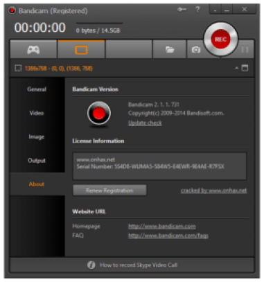 Bandicam Crack Full Version License Key