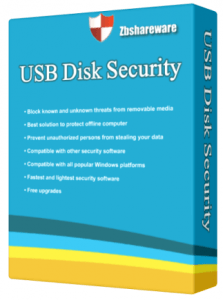 USB Disk Security 6.5 Final Version With Lifetime Crack