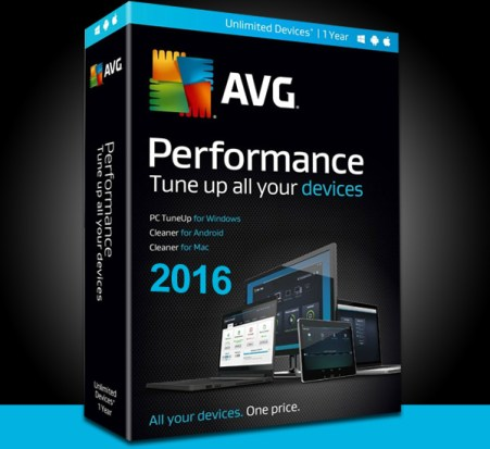 avg pc tuneup 2018 with crack