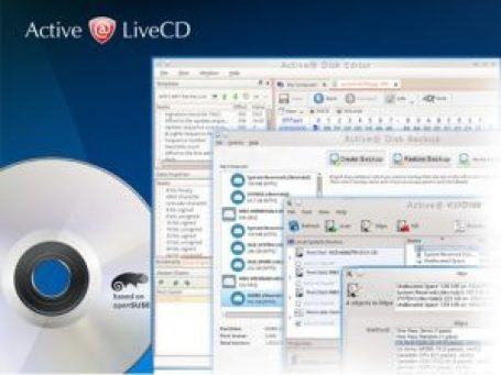 Active Live CD 4 License Key