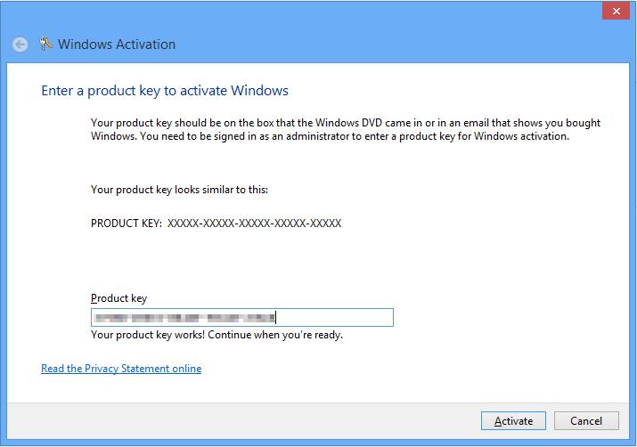 Windows 8 Product Key Generator 100  Working Full Iso