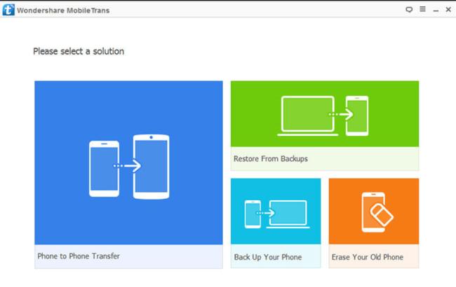 Wondershare MobileTrans 7.8.1 Crack