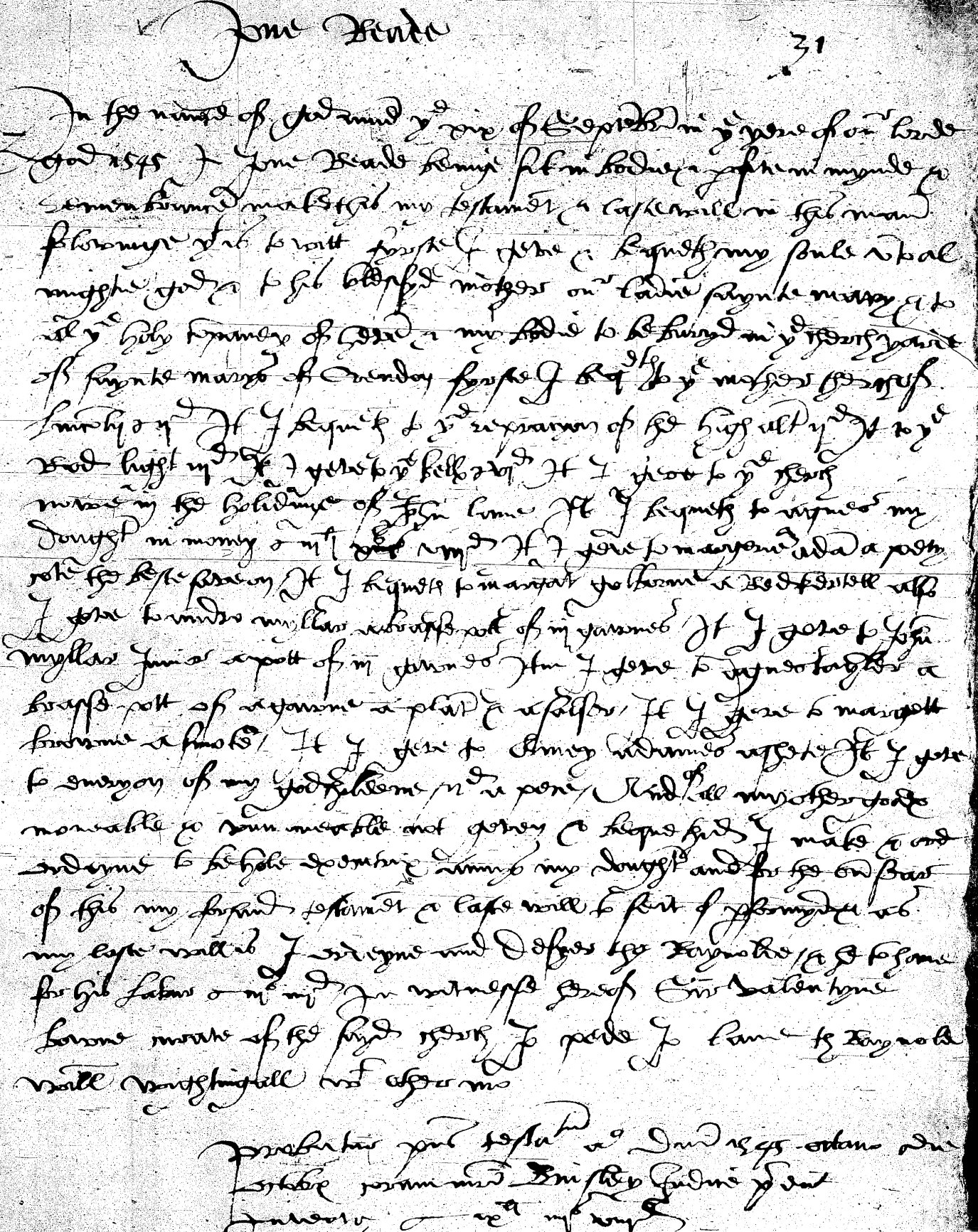 52 Weeks To Better Genealogy Challenge 29 Practice Reading Handwriting