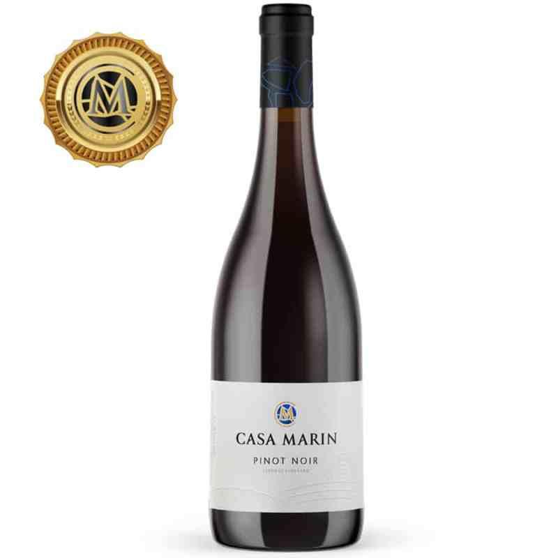 Casa Marin Pinot Noir Litoral D.O. LO Abarca 2014