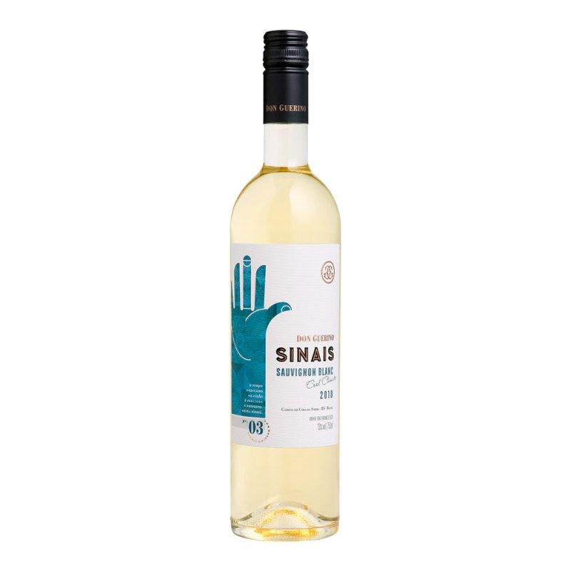 Vinho Don Guerino Sinais Sauvignon Blanc