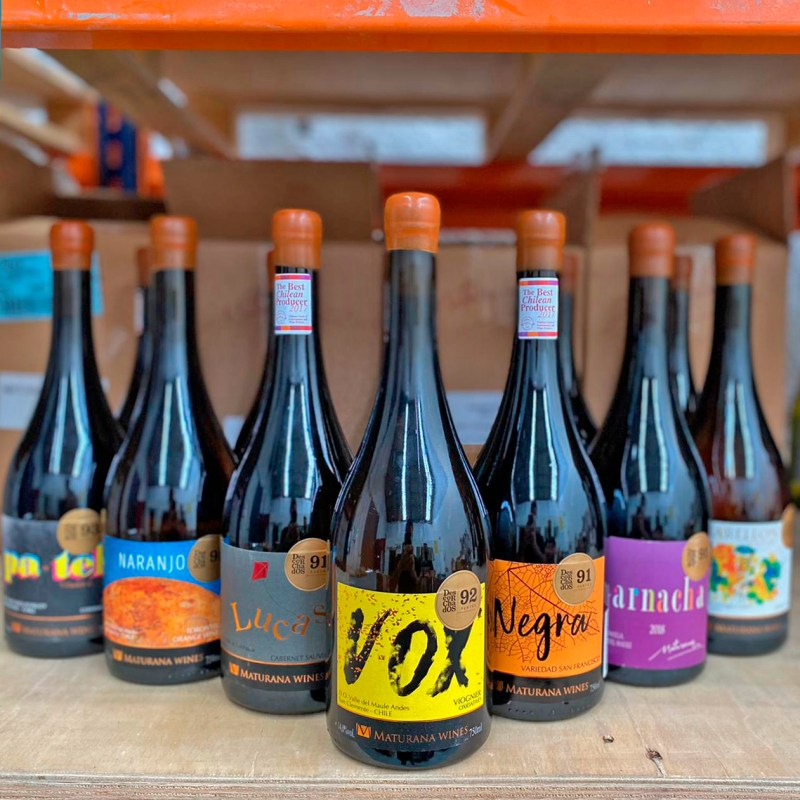 Kit 7 Unidades - Maturana Wines