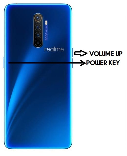 Power Off Root Realme X2 Pro