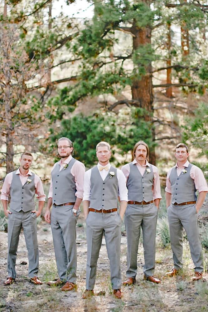 Suitable Groomsmen Attire Ideas for Your Wedding Theme  roowedding
