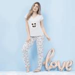 pantalon-termico-camiseta-algodón-bordada