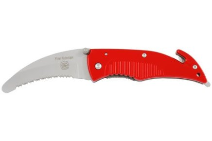 Firefighters karambit rescue knife
