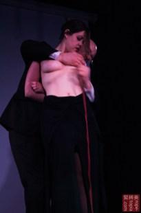 Shibari at the Moscow Knot Rope Bondage Festival