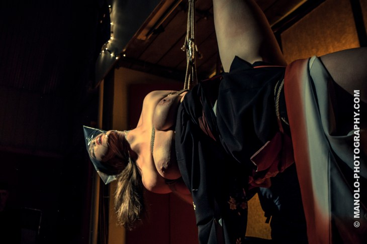 London Festival of the Art of Japanese Bondage 2012 - manolo remiddi-15