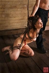 KittySprite, dirty bondage, shibari, torture.