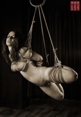 Beauvoir suspension bondage futomomo