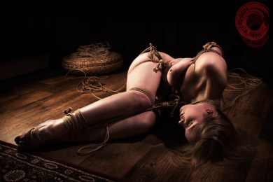 First ever shibari session, retied