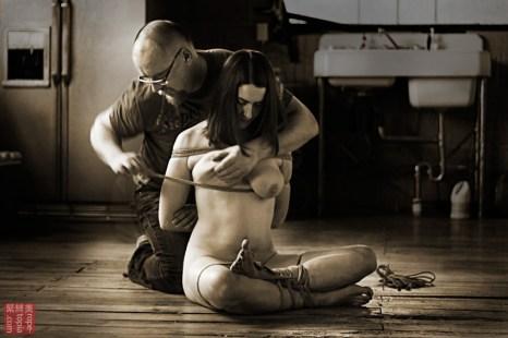 Tying the bondage, necessary roughness