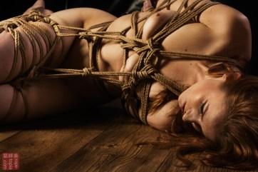 Kuzushi rope. Intense feeligns.