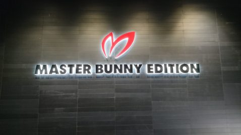 Master Bunny Edition! Says it all.