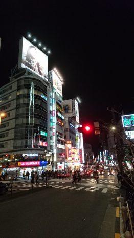 Someone tell me where I took this, probably Shinjuku somewhere.