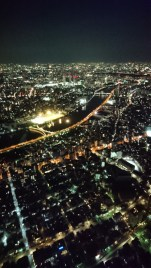 Tokyo from Tokyo Tower