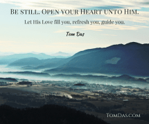 let-his-love-fill-you-refresh-you-guide-you