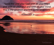 the-greatest-and-first-commandment