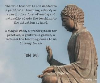 The true teacher