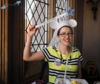 Elyssa is a Princess at Cinderella's Royal Table