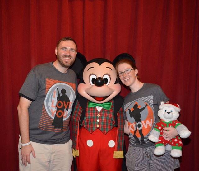 We're big fans of Christmas at Disney World
