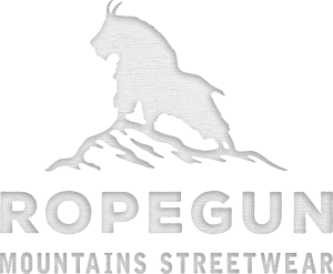 ROPEGUN | mountains streetwear