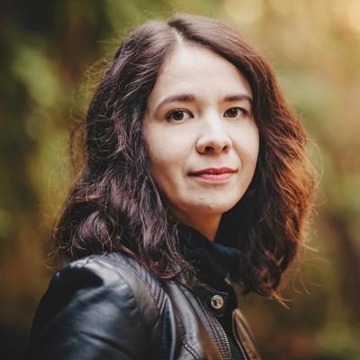 Portrait of Kara Woo