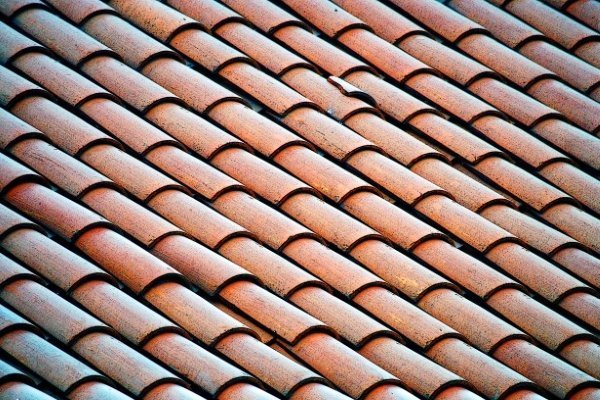 denver co home roofs are clay tiles